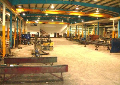 Fabrication Area